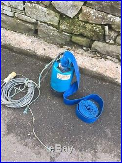 Water Pump 2 110v Industrial Ponstar Dirty Water Flood Submersible Pump Gwo