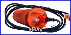 Water Pump Heavy Duty 12V 200FT Submersible DC Solar Deep Well Water Pump