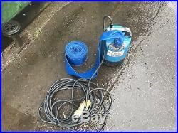 Water Pump With Hose 110v Flood Pond Submersible Pump 2 Tsurumi Gwo