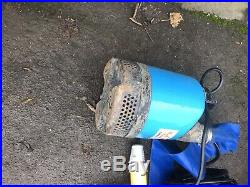 Water Pump With Hose 110v Flood Pond Submersible Pump Tsurumi Gwo