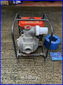 Water Pump submersible 3 INCH Kabuto Petrol
