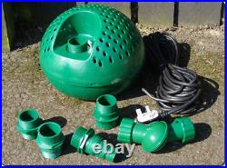 Yamitsu Spp 12000 Submersible Dirty Water Koi Pond Pump